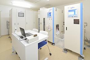 透析液調製室